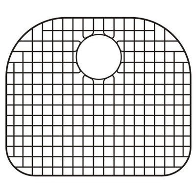 (Wells Sinkware GWW2118 Kitchen Sink Grid, Stainless Steel)