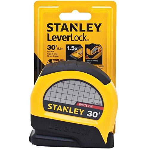 Stanley STHT30830 Lever Lock Tape