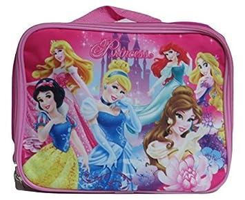 1fead151bd9 Amazon.com   Disney Princess Insulated Lunch Bag - Lunch Box   Baby