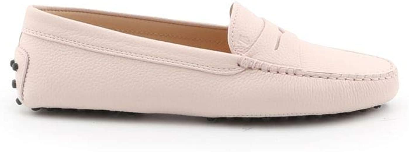 Temporada Outlet Tods Mujer XXW00G000105J1M025 Rosa Mocas/ín Luxury Fashion
