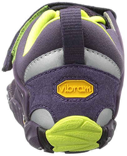 Train FiveFingers Violet Yellow Chaussures Vibram Nightshade Fitness Femme Safety V de fTnwnCESq