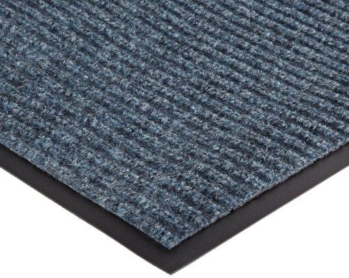 Carpeted Entrance Mat, Blue, 2ft. x 3ft.