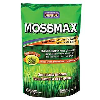 Bonide (BND60728) MossMax Lawn Granules, 20-Pound