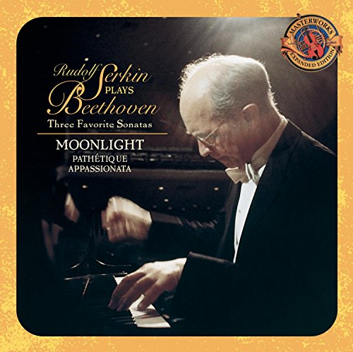 Price comparison product image Beethoven: Piano Sonatas Nos. 8,  14,  23,  & 26,  Opp. 13,  27:2,  57,  81a