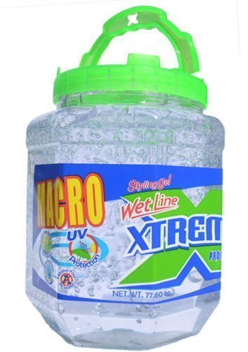 Macro Wet-Line Xtreme Professional Styling Gel Extra Hold 77.6oz