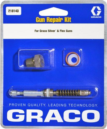 Graco 235474 Gun Repair Kit for Airless Silver Plus and Flex Paint Spray Guns by Graco (Image #1)