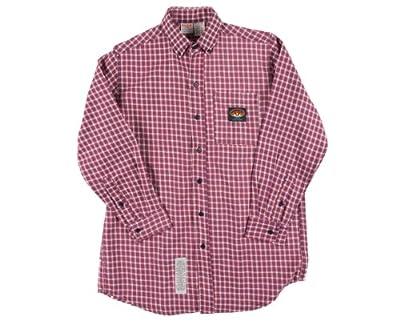 Rasco PLR756 Men's Fire Resistant Plaid Work Shirt