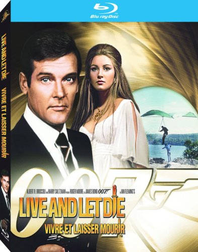 Live and Let Die [Blu-ray] [Blu-ray] (2008)
