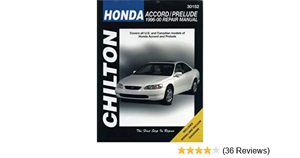 Honda accord and prelude 1996 00 chilton total car care series honda accord and prelude 1996 00 chilton total car care series manuals chilton 9780801991189 amazon books fandeluxe Gallery