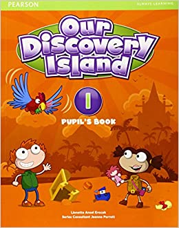 sample page our discovery island 2 longman japan
