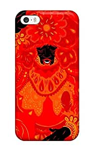 Tpu ThomasSFletcher Shockproof Scratcheproof Psychedelic Artistic Abstract Artistic Hard Case Cover For Iphone 5/5s