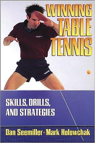 Amazon winning table tennis skills drills and strategies amazon winning table tennis skills drills and strategies 9780880115209 daniel seemiller mark holowchak books fandeluxe Gallery