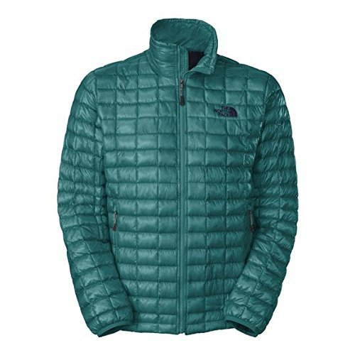 The North Face Men's Thermoball Full Zip Jacket, Storm Blue, XL