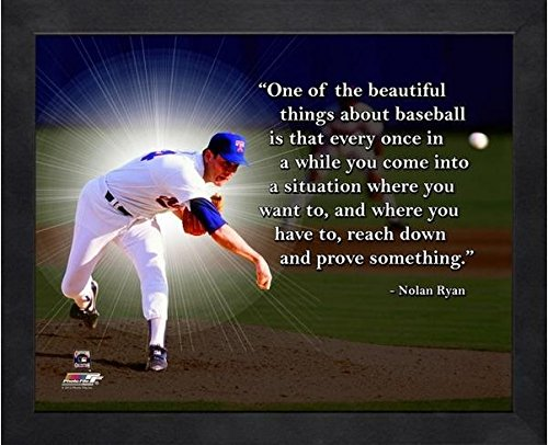 Nolan Ryan Texas Rangers ProQuotes Photo (Size: 9