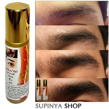 24 Unit X Genive Lash Natural Growth Stimulator Serum Eyelash Eyebrow Grow Longer Thicker. by Genive Long Hair Fast (Image #3)