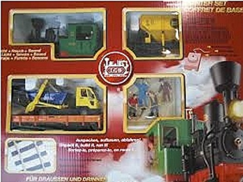LGB 70403 IIm Steam engine starter set Can be delivered again by LGB