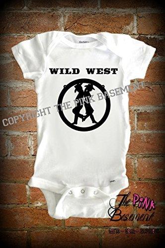 6545e48c Amazon.com: HANDMADE Baby Cowboy Cowboys wild west cowgirl Clothing ...