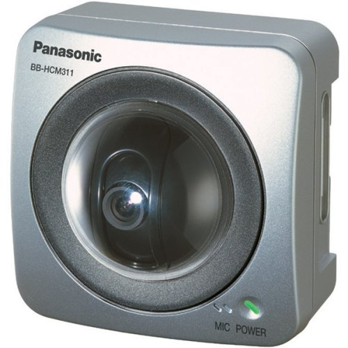 Panasonic BB-HCM331A Outdoor Network Camera w/audio