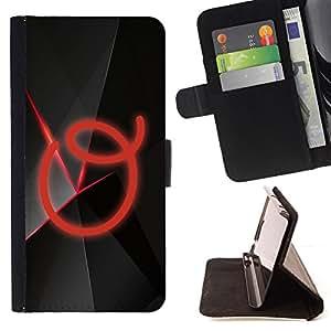 - O/ Personalizada del estilo del dise???¡¯???¡Ào de la PU Caso de encargo del cuero del tir???¡¯????n del s - Cao - For Samsung Galaxy S5 V SM-G900