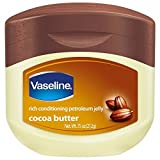 cocoa Vaseline Petroleum Jelly 7.5oz Cocoa Butter (3 Pack) by Vaseline