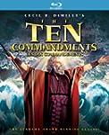 The Ten Commandments [Blu-ray] (Bilin...