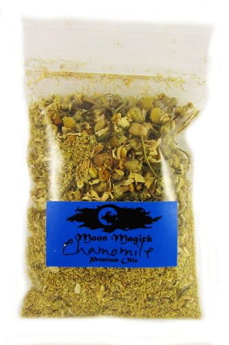 Chamomile Raw Herb 1/2 oz by Moon Magick (Image #1)