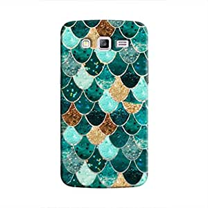 Cover It Up - Emerald Scales Galaxy J2Hard Case