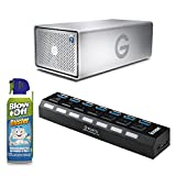 G-Technology G-RAID with Thunderbolt Dual Drive Storage 16TB - Best Reviews Guide
