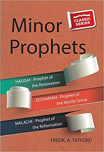 Minor Prophets - book 1 by F.A. Tatford (2014-11-01)