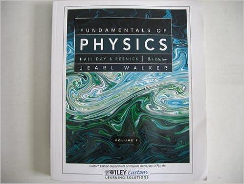Amazon. Com: fundamentals of physics, 9th edition (9780470556535.