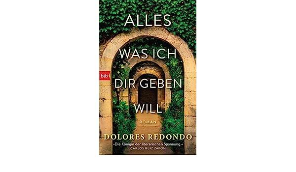 ALLES WAS ICH DIR GEBEN WILL: Roman (German Edition) eBook ...