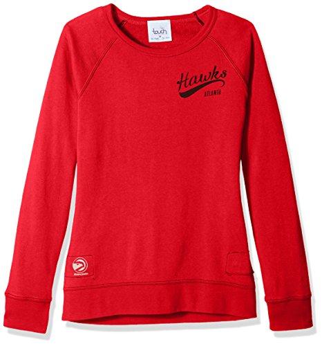 Touch by Alyssa Milano NBA Atlanta Hawks Women's Dugout Reversible Pullover Sweatshirt – DiZiSports Store