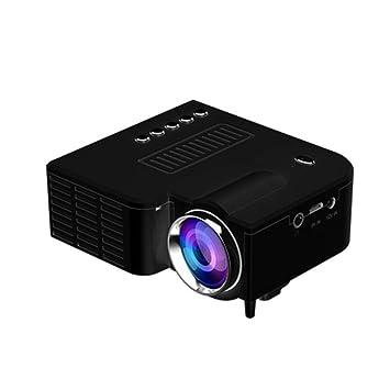 JIANGNAN Mini proyector UC28B, Full HD 1080P y Pantalla de 60 ...