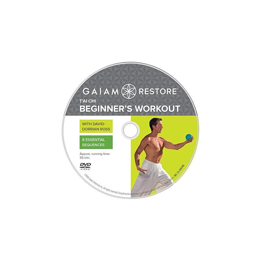 Gaiam Restore T'ai Chi Beginner's Kit