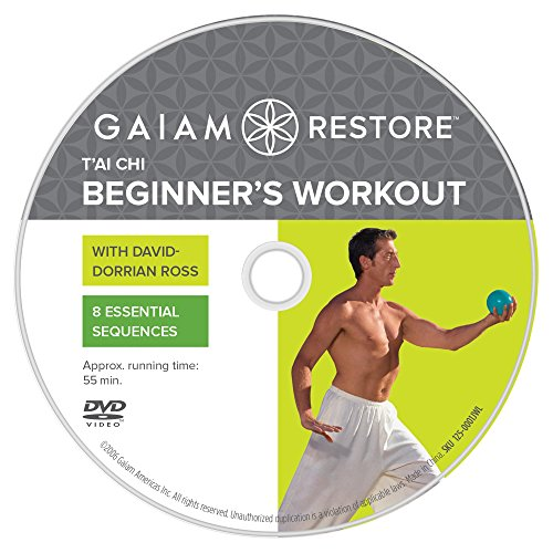 Gaiam Restore T'ai Chi Beginner's Kit