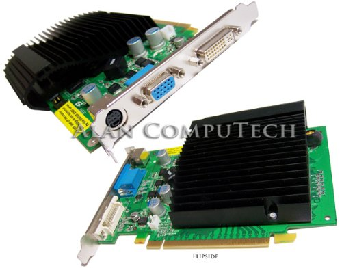 nVidia - nVidia 512MB DDR2 TV HDCP PCIE Video Card - GF-8500GT (8500gt Video Card)