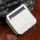 Sanweller(TM) Metal Automatic Cigarette Tobacco Roller Roll Rolling Machine Box Case Tin