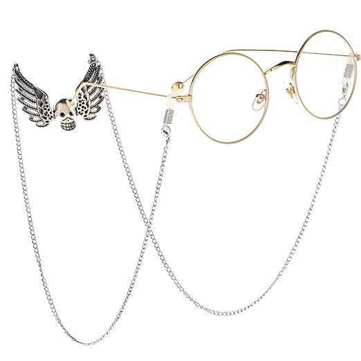 f28a9ed40c58 Amazon.com  Womens Fashion Vintage Eyeglass Chains Sunglasses ...