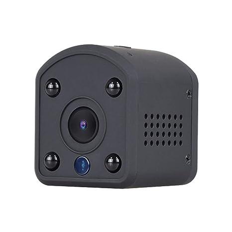 Mini Wifi Oculto Espía Cámara Inicio Seguridad Cámara De Vigilancia 1080P HD Con Visión Nocturna Y