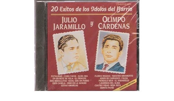 Olimpo Cardenas. Julio Jaramillo - Julio Jaramillo - Olimpo Cardenas