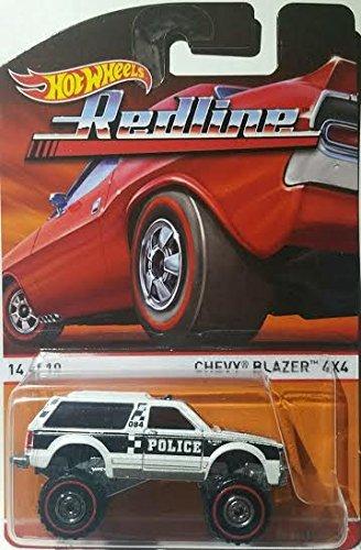 Chevy Blazer 2015 >> Buy Chevy Blazer 4x4 Police 14 Of 18 Redlines Heritage