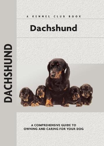 Read Online Dachshund (Comprehensive Owner's Guide) pdf