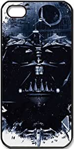 Darth Vader Star Wars Movies Theme iphone 5/5s Case (PC Material) Hard Shell Black iphone 5/5s Accessories Diy by Micase