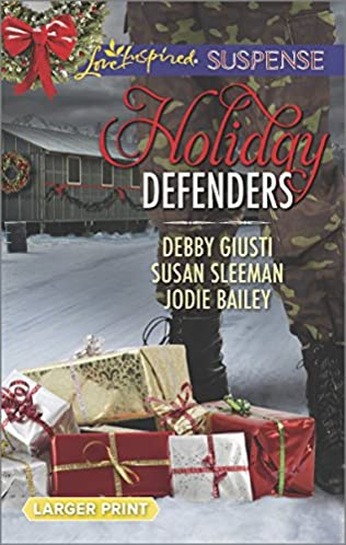 book cover of Holiday Defenders