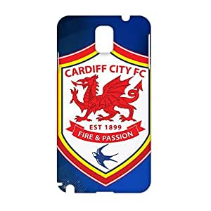 Wish-Store Cardiff City FC Sport Logo (3D)Phone Case for Samsung Galaxy note3