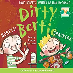 Dirty Bertie Audiobook