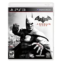 Batman: Arkham City - PlayStation 3 Standard Edition