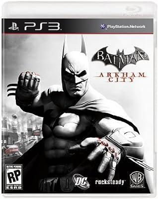 Amazon.com  Batman  Arkham City  PlayStation 3   Video Games 067e6ca2d8d