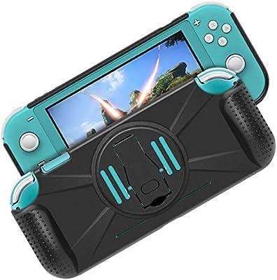 Funda Protectora para Nintendo Switch Lite, FASTSNAIL 2 en 1 Case Cover Protectora: Amazon.es: Electrónica