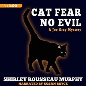 Cat Fear No Evil Audiobook